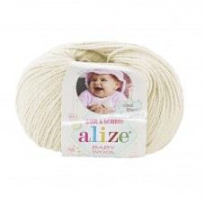 ALIZE Baby Wool арт. 1