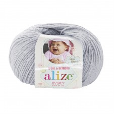 ALIZE Baby Wool арт. 52
