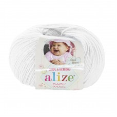 ALIZE Baby Wool арт. 55