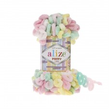 ALIZE Puffy Color арт. 5862